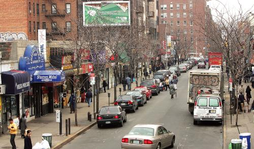Jackson Heights � Local and Long Distance Moving Companies